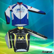 sublimation making cycling jersey