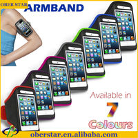 Mobile phone accessority favourite Sport jogging running gym armband Strap Case For iPhone 5s cover