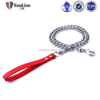 Fashion 2015 name brand dog leash pet leash with handle
