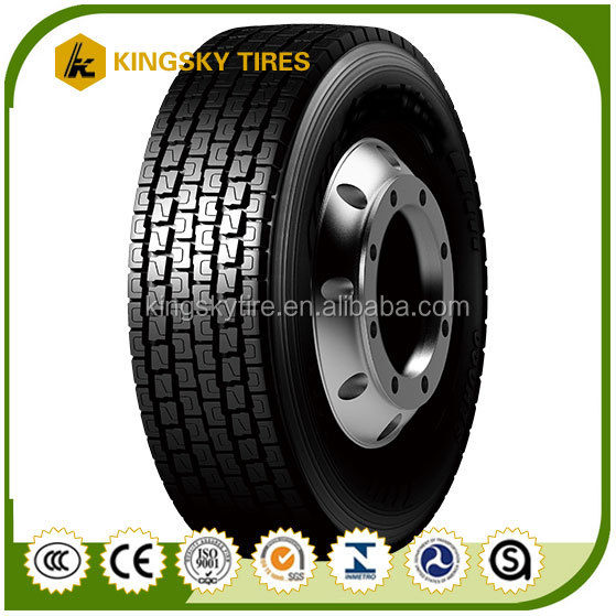 Truck Tires Neumaticos De Camion, Llantas 11r22.5 With Dot In Peru