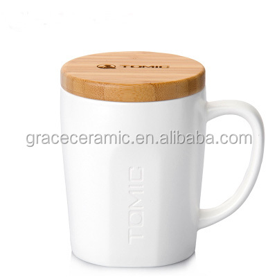 2016 Hot Sell Coffee Ceramic Mug Cup Wholesale Plain White