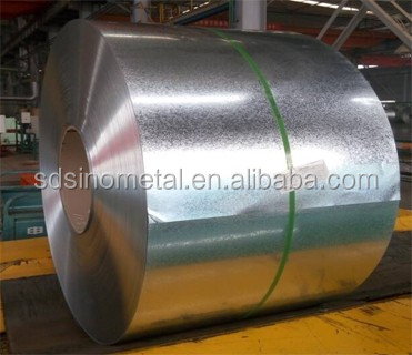 Glvanized steel coils with high quality for manufacturer metal roofing, roofing sheet~