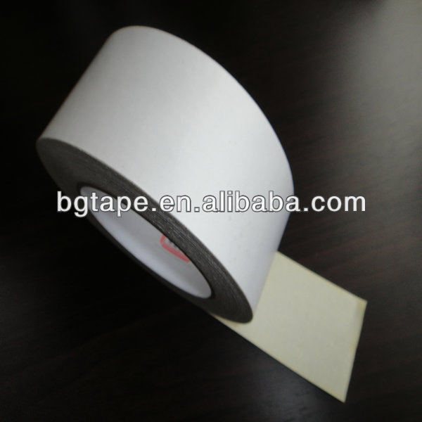 durability double sided tissue paper tape