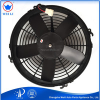 Universal high quality bus auto air conditioning condenser fan