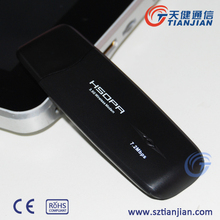 3G External USB Modem for Android 4.0 Tablet