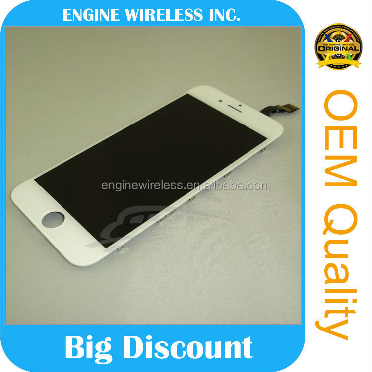 chinese phones spares lcd for iphone 6 , for iphone 6 lcd touch screen , for iphone 6 lcd oem