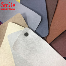 Automotive Synthetic Leather Lichi Design For Car Seat Cover Top Quality
