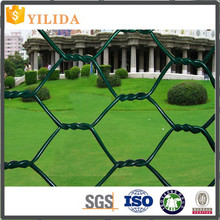 Galvanized wire mesh rolls double twisted hexagonal mesh netting