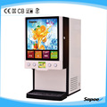 Sapoe New Upgrade Commercial 4 flavors Juice Machines SJ-71404L