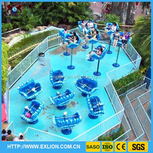 Entertainment amusement park equipment kids indoor play structure rides for kids and adults