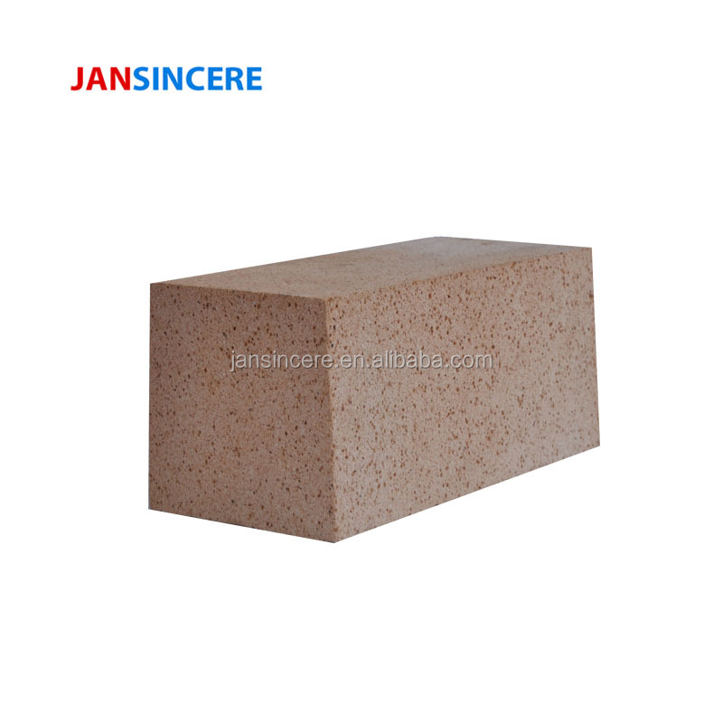 Wholesale Used Poly Light High Alumina Fire Brick Roasting Furnace Used Refractory Material