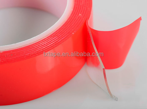 High Bond Clear Wide Application Vhb Double Sided Tape