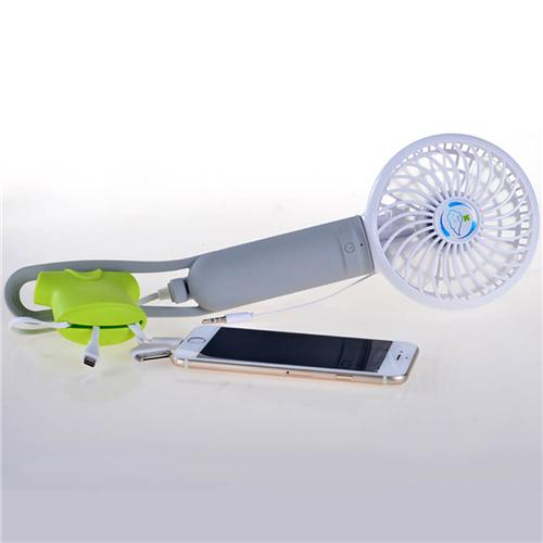 USB charging mini battery operated handy mini fan for kids