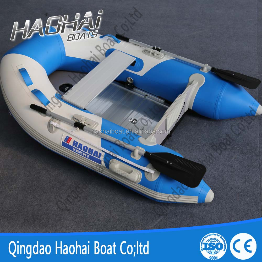 230cm mini portable sport fishing boat