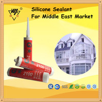 Free sample Factory price alibaba china RTV Silicone Sealant For Middle East Market