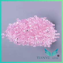 Pink Best Cubic Zirconia Color Chart Micro Beads