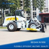 YUTONG Military Quality And Efficient Wheel Dozer For Sale