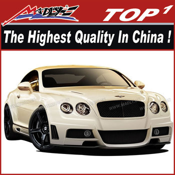 Body Kit for Bentley 2003-2010 Continental GT GTC Wald Style WD body kit for bently