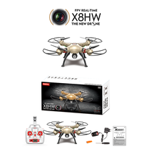 SYMA X8HW FPV Real-time Set Height Drone Professional