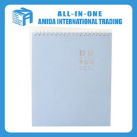 Customized Spiral Coil Notebook For Offices