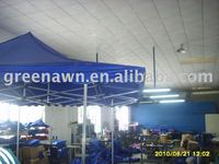 aluminum folding tent or steel frame folding tent