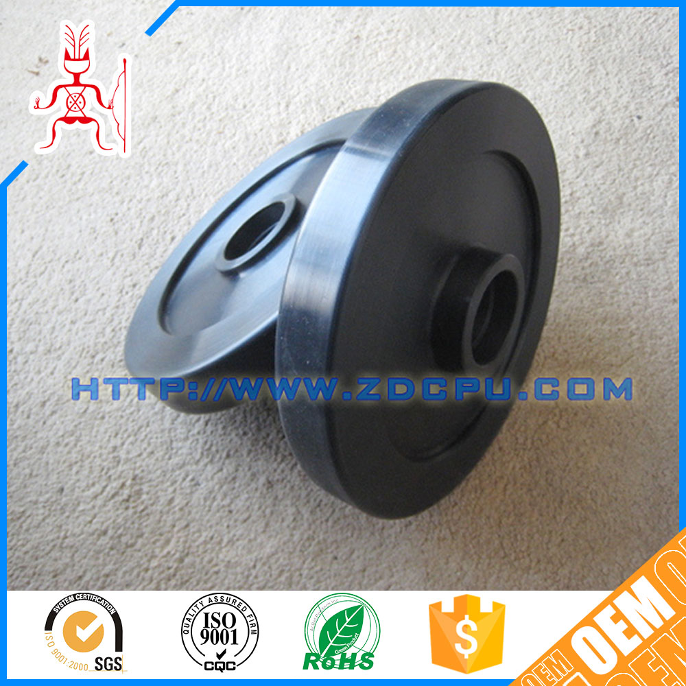 ISO9001 manufacture large or small motor pulleys