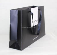 The Most Popular hot sale promotion round shopping paper bag