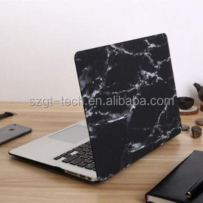 Glitter marble case for macbook pro, For macbook marble case, for macbook hard pc case