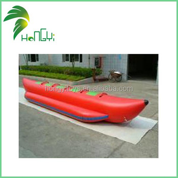 Exquisite Workmanship OEM Inflatable Boat Water Game Banana Boat
