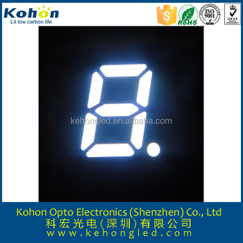 0.56 Single Digit LED 7 Segment DIplsy With Factory Price