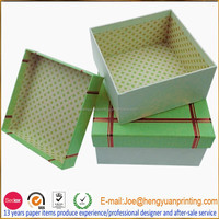 2015 Small Christmas Gift Paper Box