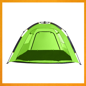 SPRA-293 Outdoor Sports Camping Tents Family Team Travel Cabana Portable Patchwork Color Beach Tents