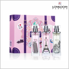 3 pieces 20ml travel pack pocket perfume