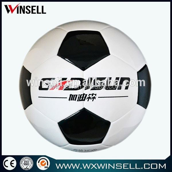 hot new products for 2016 world cup fashion pvc soccer ball