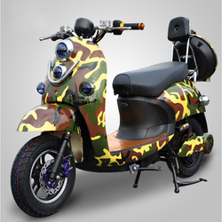 2016 New Product Full Size Electric Motorcycle