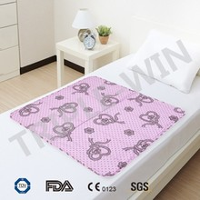 nylon bed sheet for medical gel cooling mat&cool sleeping pad