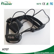 Advanced No Bark Dog Training Electric Shock Control Collar(Reduce sensitivity,no Hurt) JF-A707