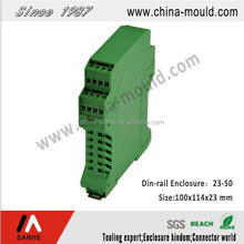 DIN Rail Electronic Plastic Enclosure