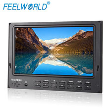 "7"" HDMI DSLR LCD monitor with Focus Assistant Functions / Field Monitor"
