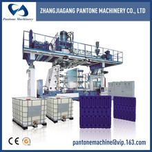 Automatic blow molding machine extrusion type plastic dolls making machine plastic barrel making machine made in china