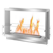 1300mm L Ethanol firebox fireplace insert