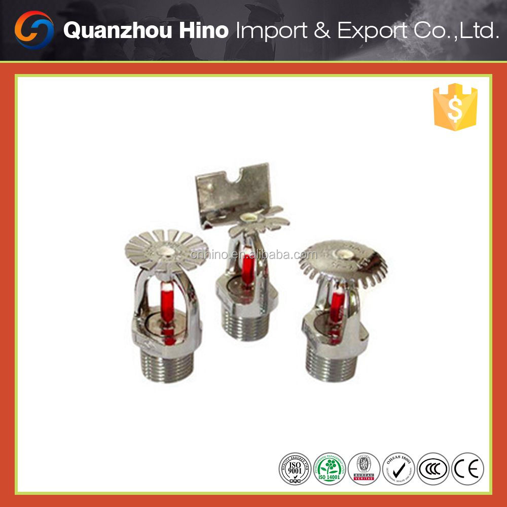 UL Listed Fire Water Sprinkler fire sprinkler nozzles parts