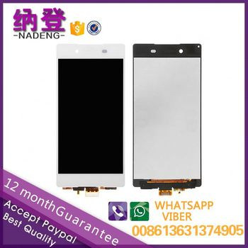 new arrivals for Sony xperia Z3 plus compact lcd Z4 lcd digitizer assembly in alibaba