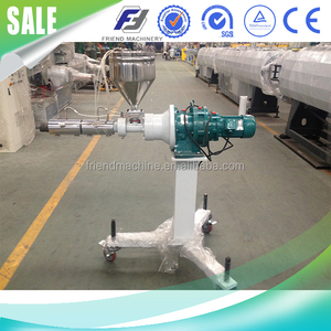 Mini Extruder/Small Plastic Extruder/Lab Scale Extruder For Making Pipe