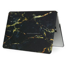 China supplier special marble design for macbbok pro case, for macbook air hard marble case