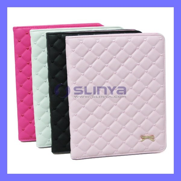 Flip Smart Leather Soft Skin Stand Slim Tablet Cover For iPad Air
