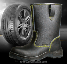 High Quality safety boots with steel toe cap