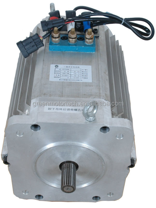 10kw Brushless Motor For Electric Car 96v With Speed Controller Buy Brushless Dc Motor
