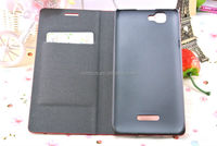 Popular Private customize handy leather case for Nokia N900