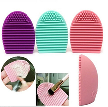 Professional Brushegg Silicone Brush Cleaning Tools Cosmetic Brushes Cleanser Washer Make up Makeup Brush Cleaner Clean tools